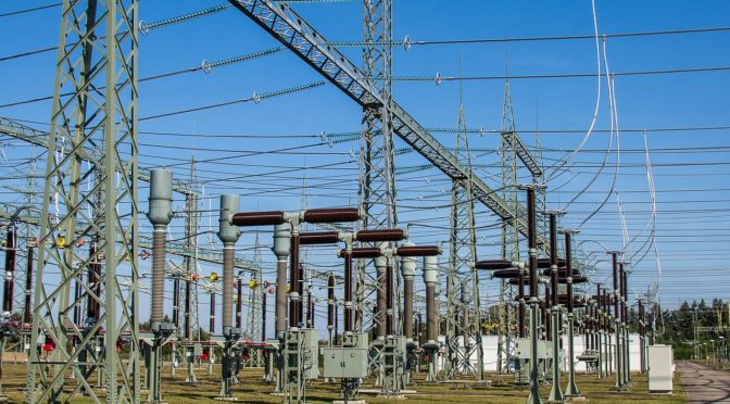 Electrical substation what are its classifications how for Distribution substation